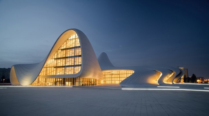 Incredible Baku - Tour