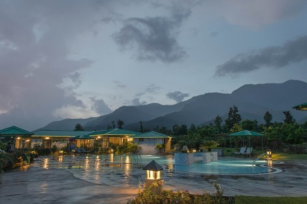 CORBETT THE BAAGH RESORT & SPA - Tour