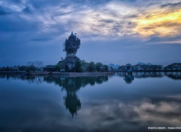 Overland Trip Hpa-An - Tour