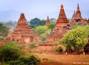 Bagan Trip - Tour