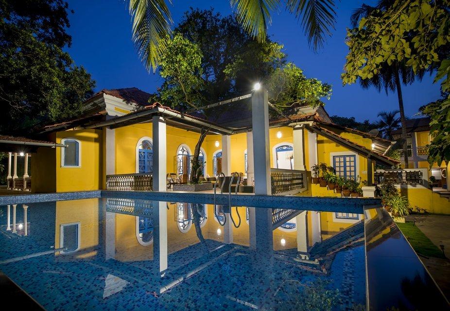 8 bedroom heritage villa Assolna - Tour