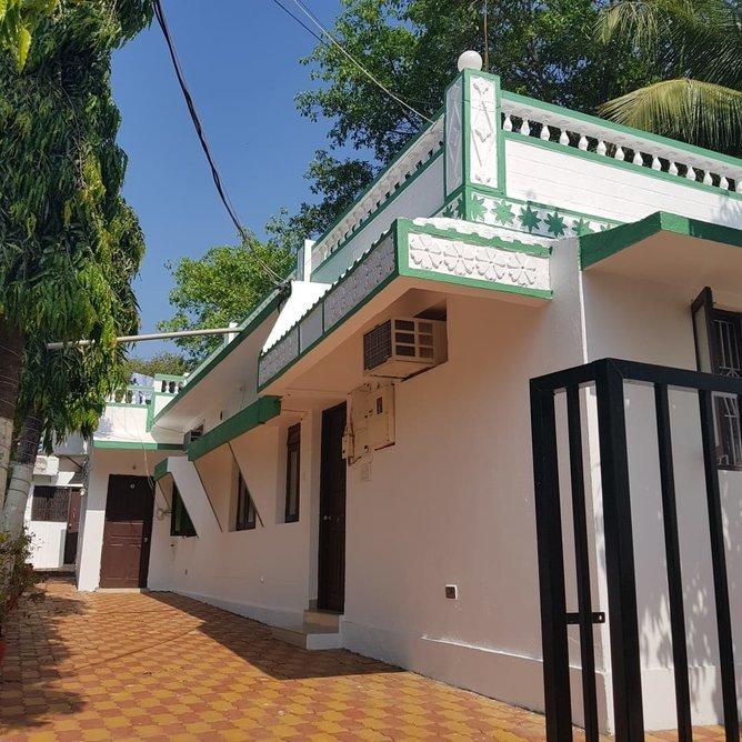 8 bedroom guest house villa Anjuna - Tour