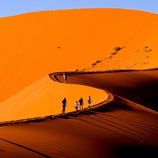 Namibia - Africa's Best Kept Secret (Dunes, Adrenaline and Ocean)! - Tour