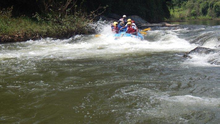 Bhadra Rafting - Chikkamagalur - Tour