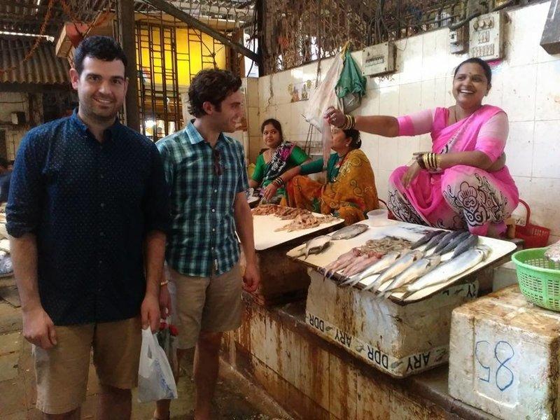 Customized Tour: Half Day Gandhi's House + Dadar Markets - Tour