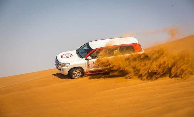 Premium Evening Red-Dunes Desert Safari from Dubai - Tour