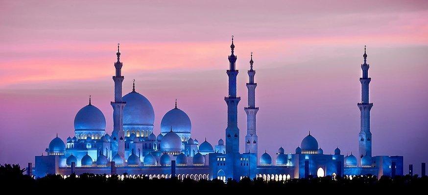 Abu Dhabi Sheikh Zayed Mosque Half Day Tour from Dubai - Tour