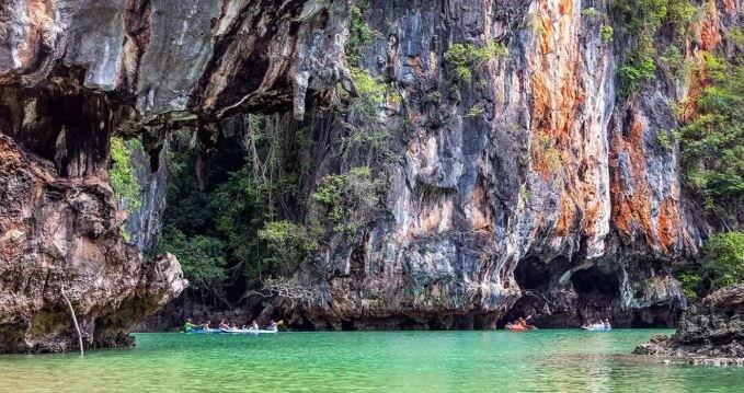Krabi Mangrove Kayak Trip - Tour