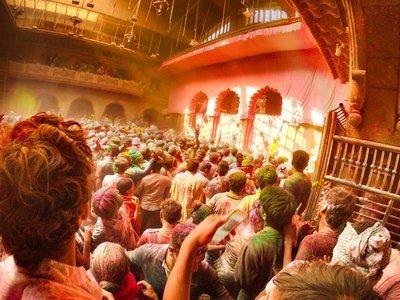 Holi Special Mathura – Vrindavan - Agra