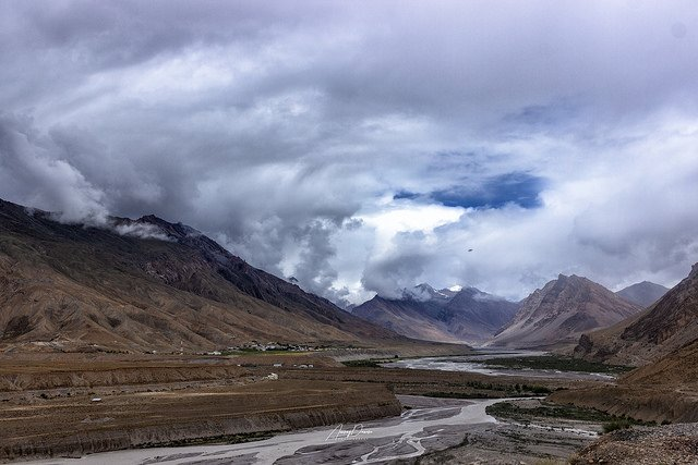 Spiti Valley Cycling Tour - Tour