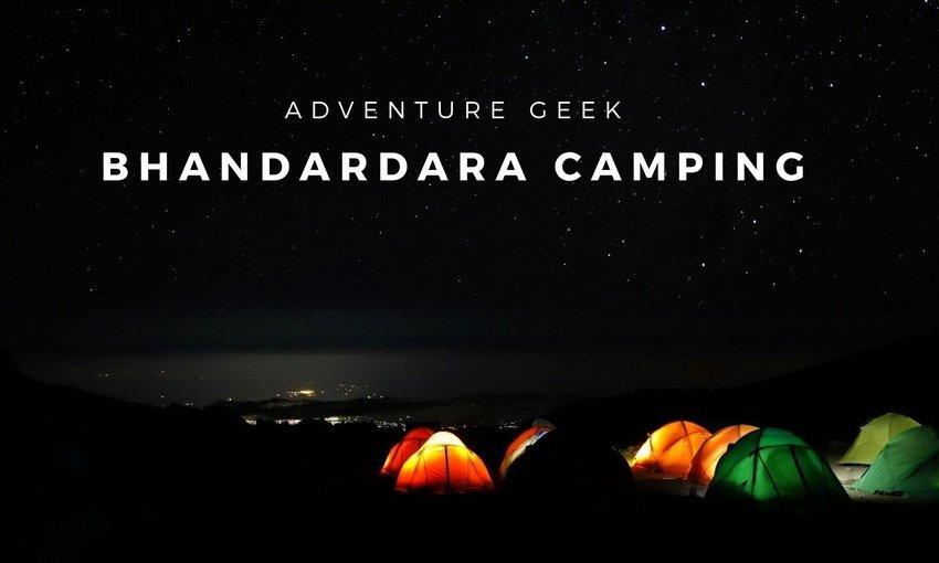 Lakeside Camping at Bhandardara - Tour
