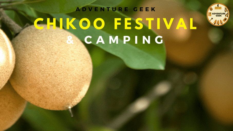 Chikoo Festival + Camping - Tour