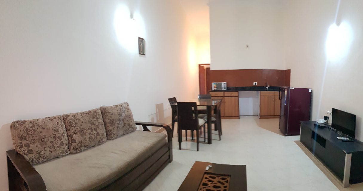 1 bedroom apartments Candolim - Tour