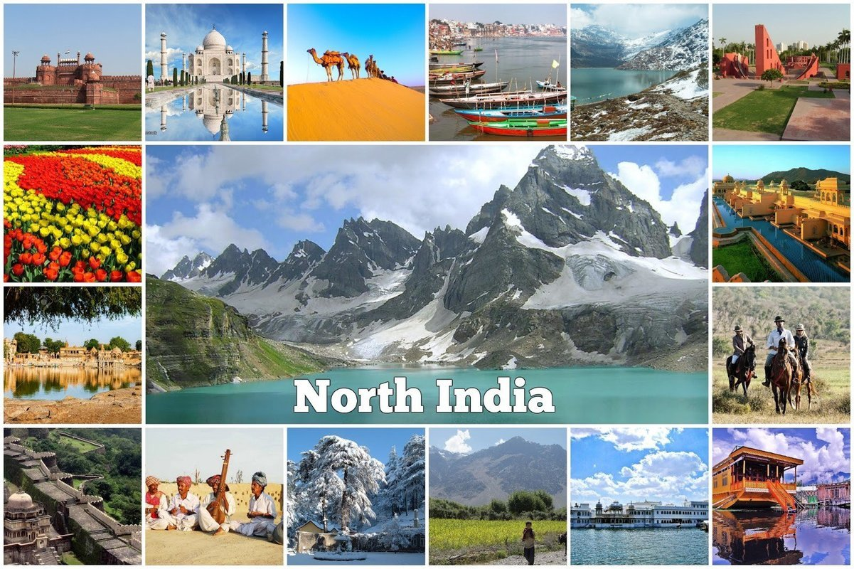 North India Holidays - Collection