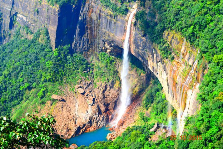 Guwahati Cherrapunji A Day Tour In Seat In Coach Basis - Tour
