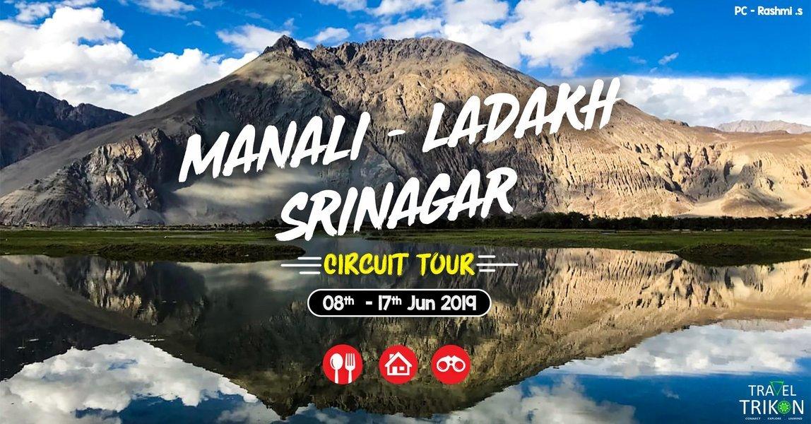 Manali - Ladakh - Srinagar Circuit Tour - Tour
