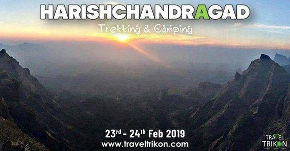 Trekking & Camping To Harishchandragad Fort
