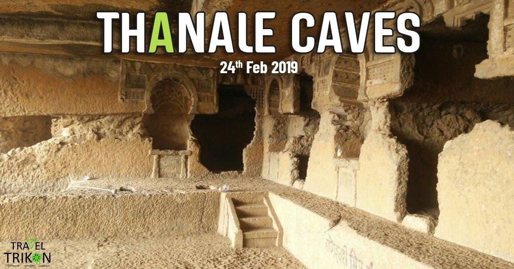 Thanale Caves Trek - Tour