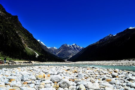 Sikkim Backpacking Trip