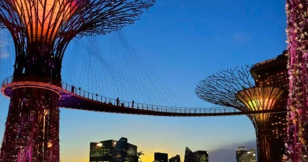 Gardens by the Bay Ticket Singapore - Tour