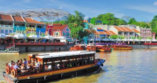 Singapore River Cruise - Tour