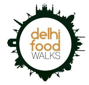 Delhi Food Walks Logo