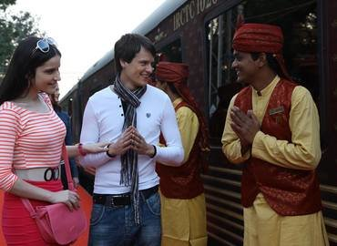 Maharaja's Express Luxury Train - Indian Splendor Journey - Tour