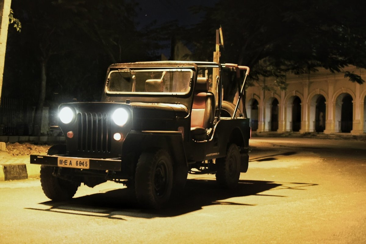 5pm -Daily Tour- Evening Jeep - Tour