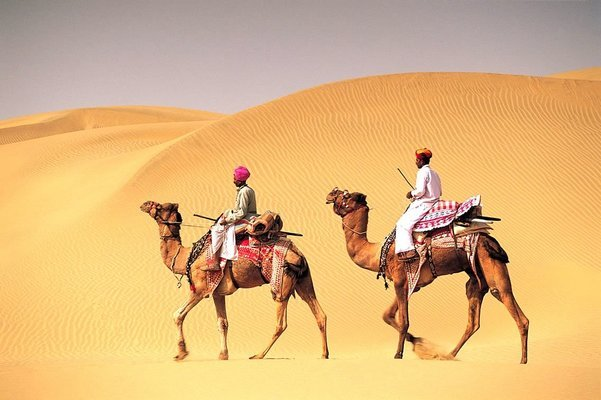 Rajasthan to Goa Tour - Tour