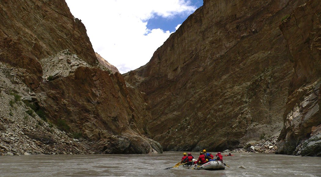 Zanskar River Rafting Expedition - Tour