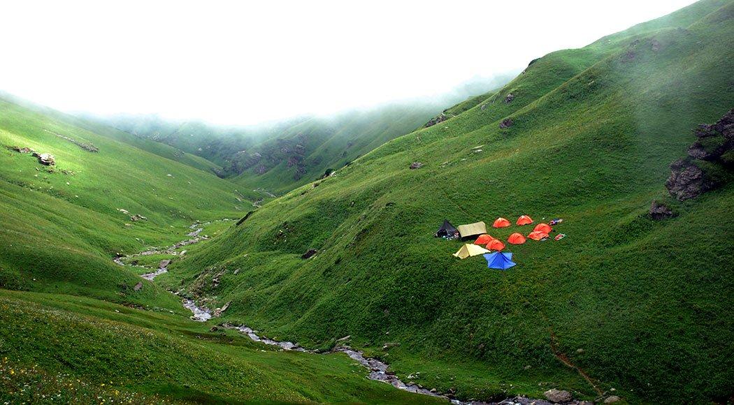Bara Bhangal Trek - Tour