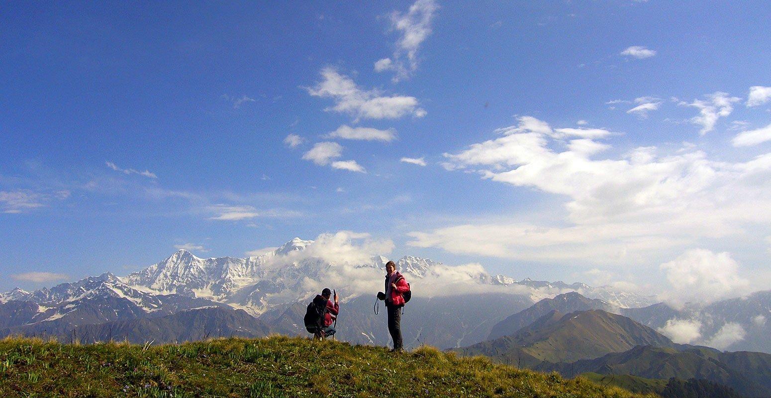 Trekking the Himalayas - Collection