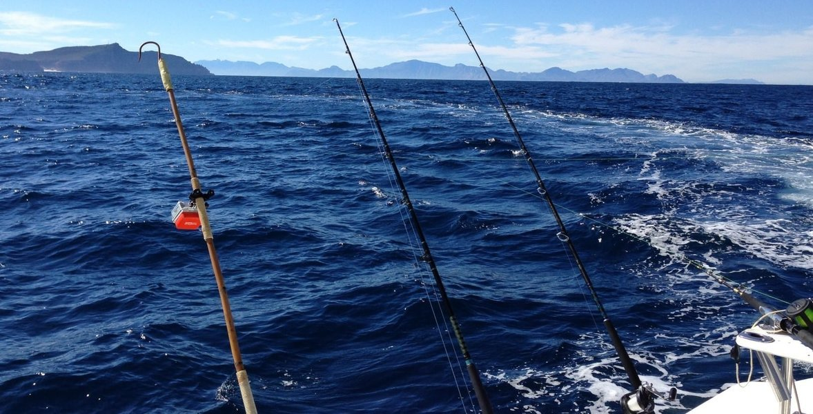 Fishing at Middle of Sea - Tour