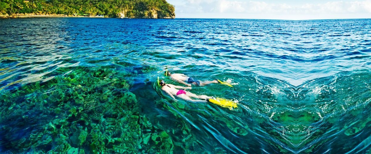 Snorkeling with Island Tour - Tour