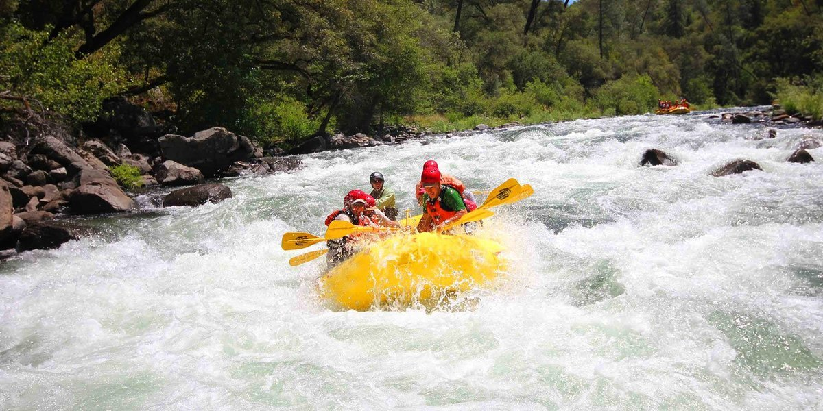White Water Rafting - Tour
