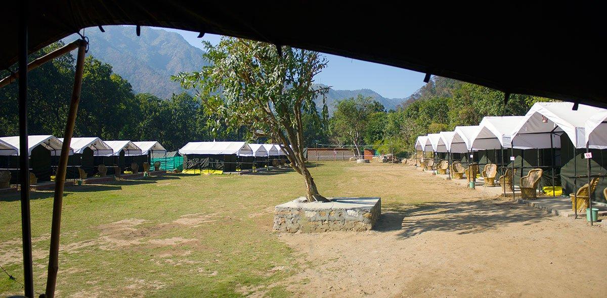 1N/2D Camping & Adventure Activities - Tour