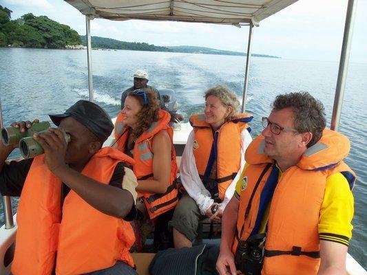 Lake Victoria, Rubondo Island tour 4 Days - Tour