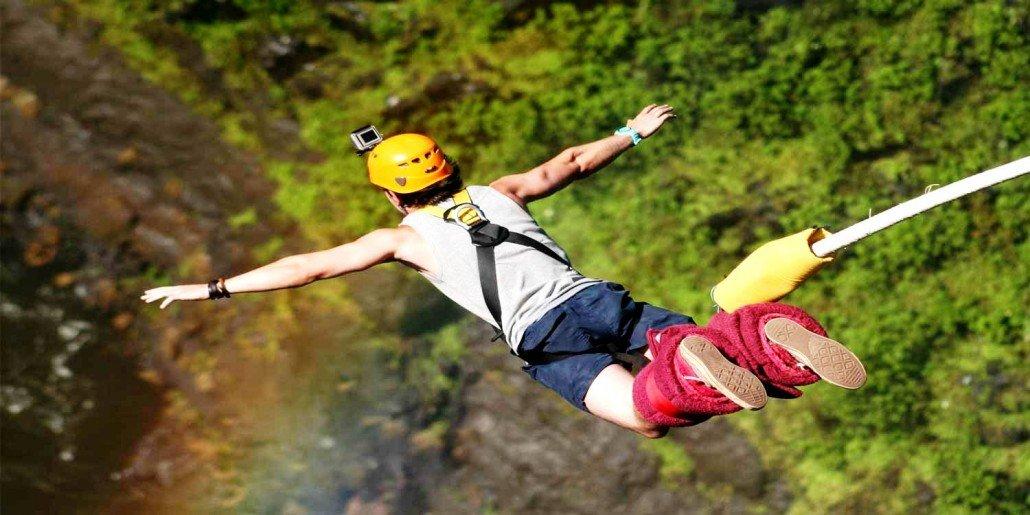 BUNGEE JUMPING & RAFTING AT RISHIKESH - Tour