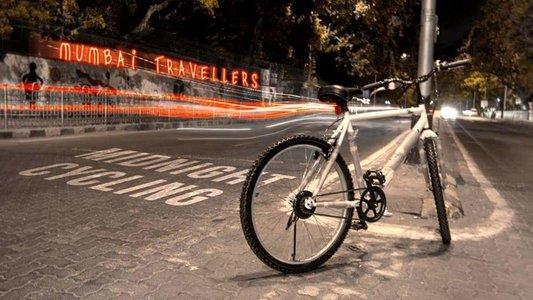 MUMBAI MIDNIGHT CYCLING (HERITAGE RIDE)