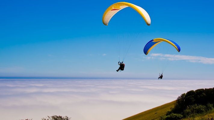 1 DAY PARAGLIDING TOURS AT KAMSHET - Tour