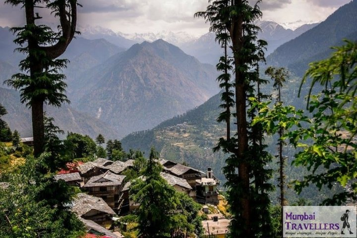KASOL BACKPACKING - Tour