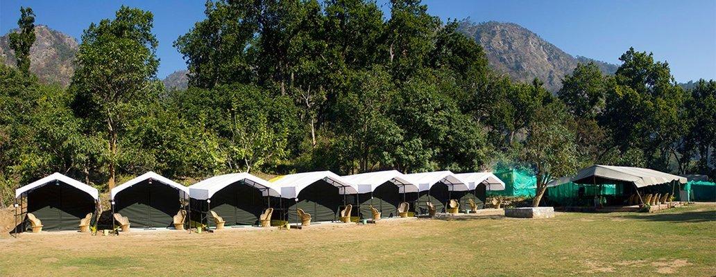 2N/3D Camping & Adventure Activities - Tour