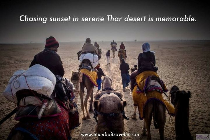Jaisalmer Backpacking Trip - Tour