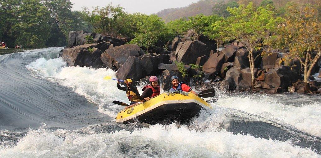 River Rafting in Goa - Tour