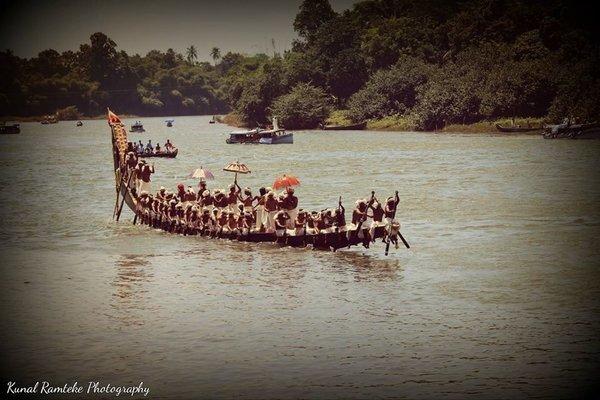 Aranmula Boat Race - Tour