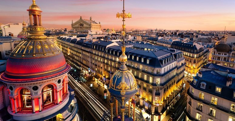 Paris to Switzerland Tour - Tour