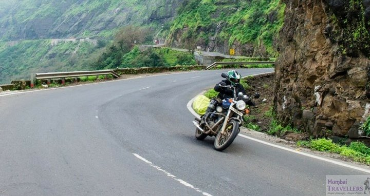 MALSHEJ GHAT BIKE RIDE - Tour