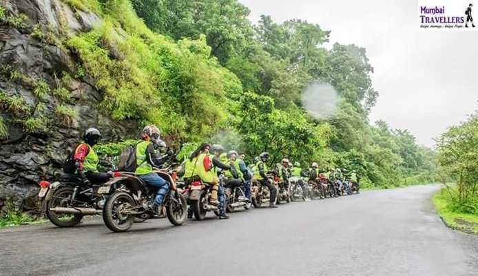 TAMHINI GHAT BIKE RIDE - Tour