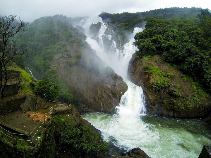Dudhsagar Waterfalls Trek - Tour
