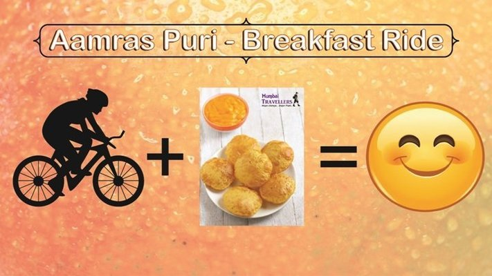 AAMRAS PURI BREAKFAST RIDE - Tour